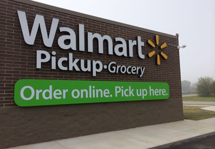 Walmart Grocery Curbside Pickup: FirstImpressions