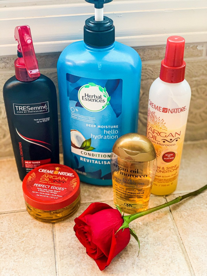 My Holy Grail Hair Care Products