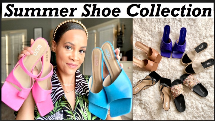 SUMMER SHOE COLLECTION 2020: 27 PAIRS OF SHOES YOU NEED FOR THE SUMMER